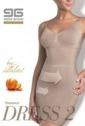 Gatta Active Shapewear sukienka DRESS 2 Bye Cellulite
